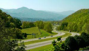 Appalachian Development Highway System corridor