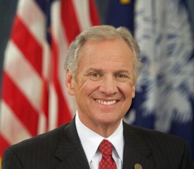 South Carolina Governor Henry McMaster