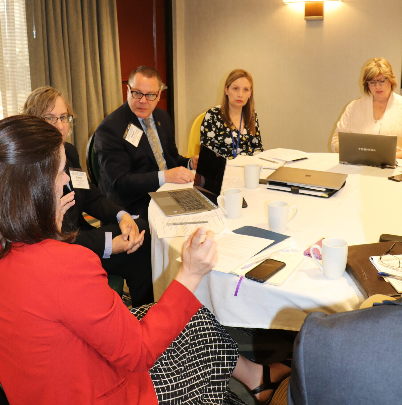 Substance Abuse Advisory Council members meet to discuss recommendations