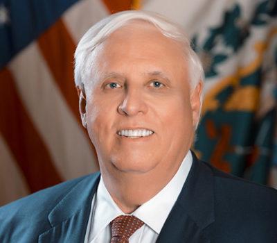 West Virginia Governor Jim Justice