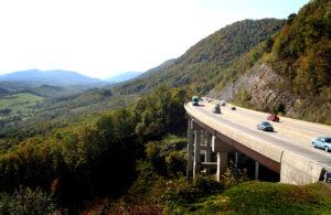 Appalachian Development Highlight System Corridor 8, Near Norton, VA