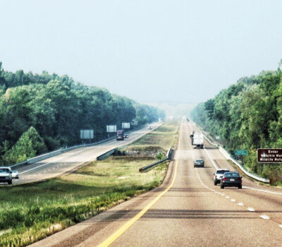Photo of highway in Haywood County, Tennessee